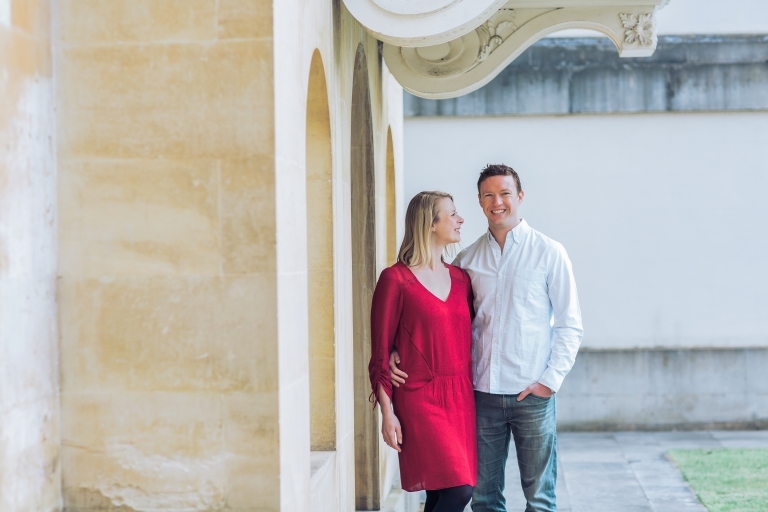 Chiswick engagement photography London