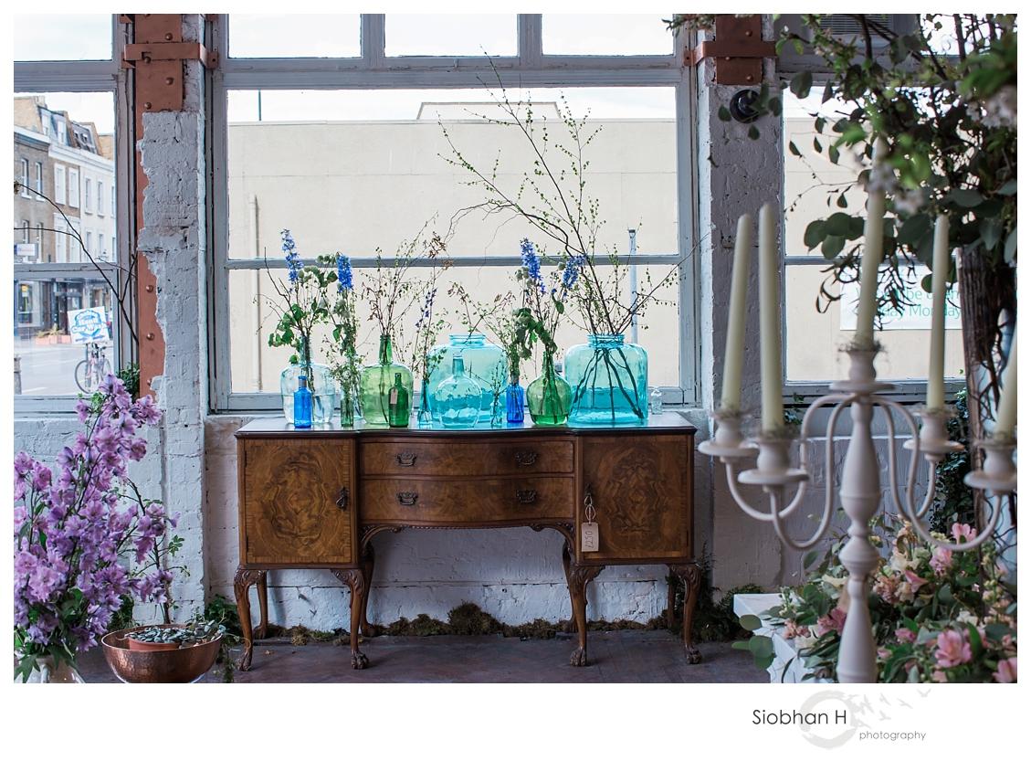 London wedding florists