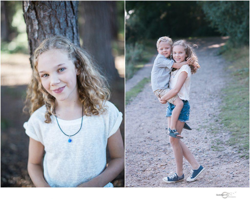 Oxshott family photographer