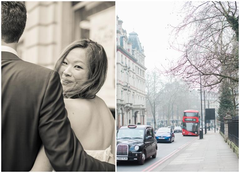 creative stylish wedding photography London