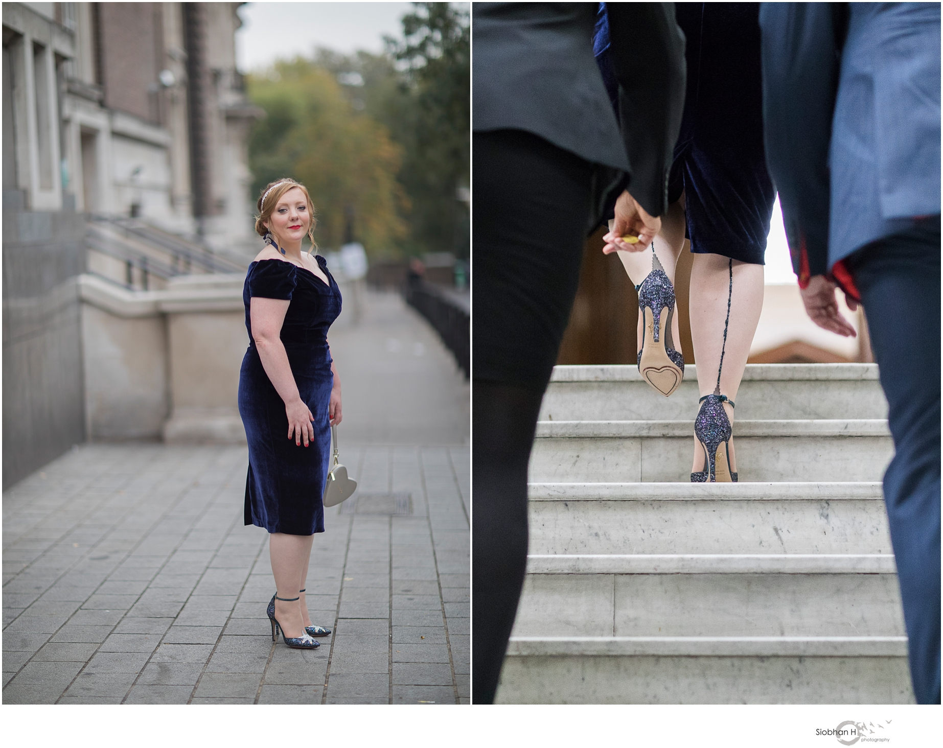 Contemporary London wedding photography