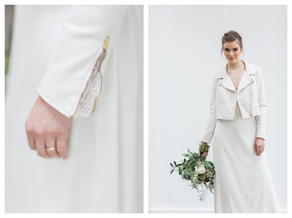 Bold & Minimalist Wedding Style
