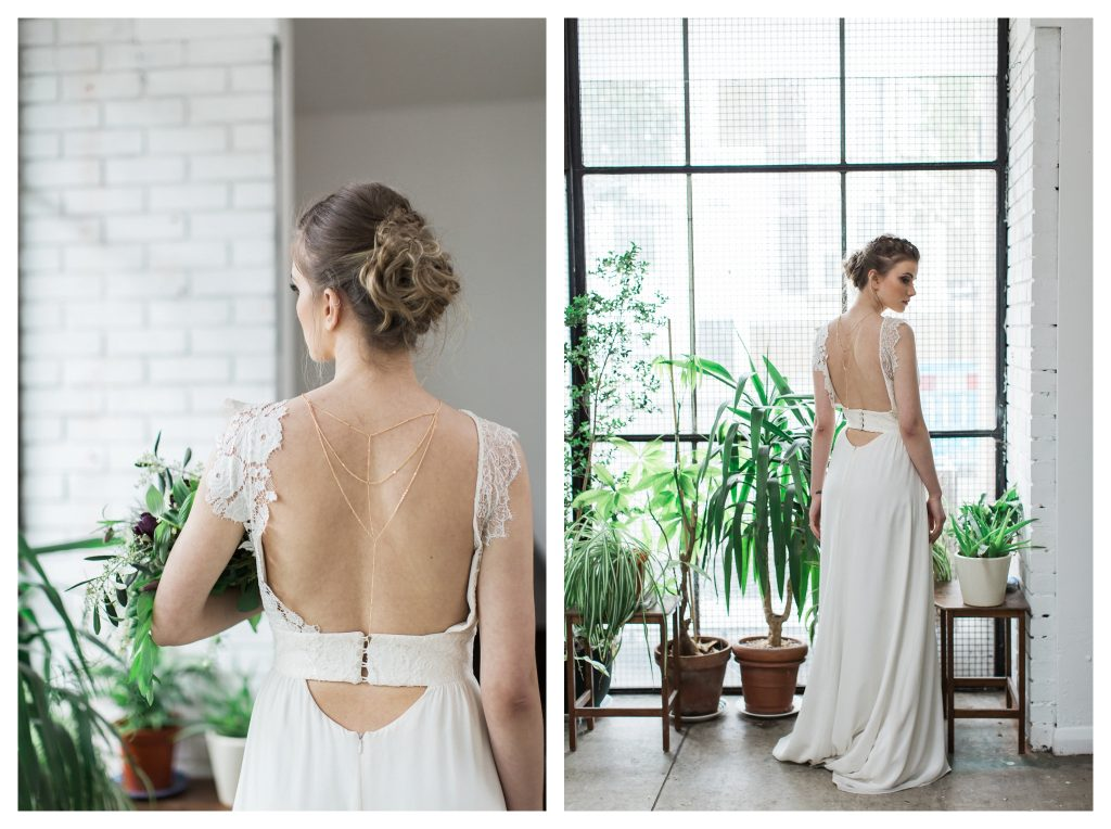 Bold & Minimalist Wedding StyleThe Old Dairy London wedding venue