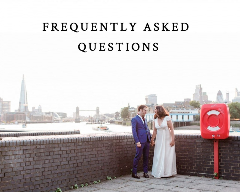 contemporary London weddng photographer