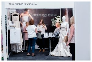 Sharon Cunningham at Brides the Show 2018 wedding trends