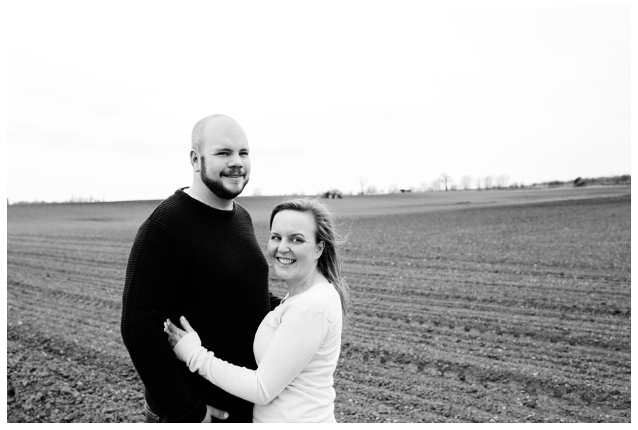 Beautiful Engagement shoot in Suffolk