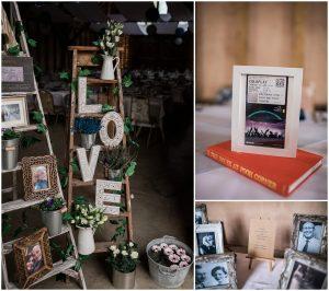 Wedding decor ideas at Yoghurt Rooms wedding venue
