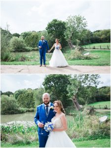 Bride and groom wedding photography at Yoghurt Rooms wedding venue