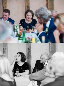 Groom speech at Yoghurt Rooms wedding venue