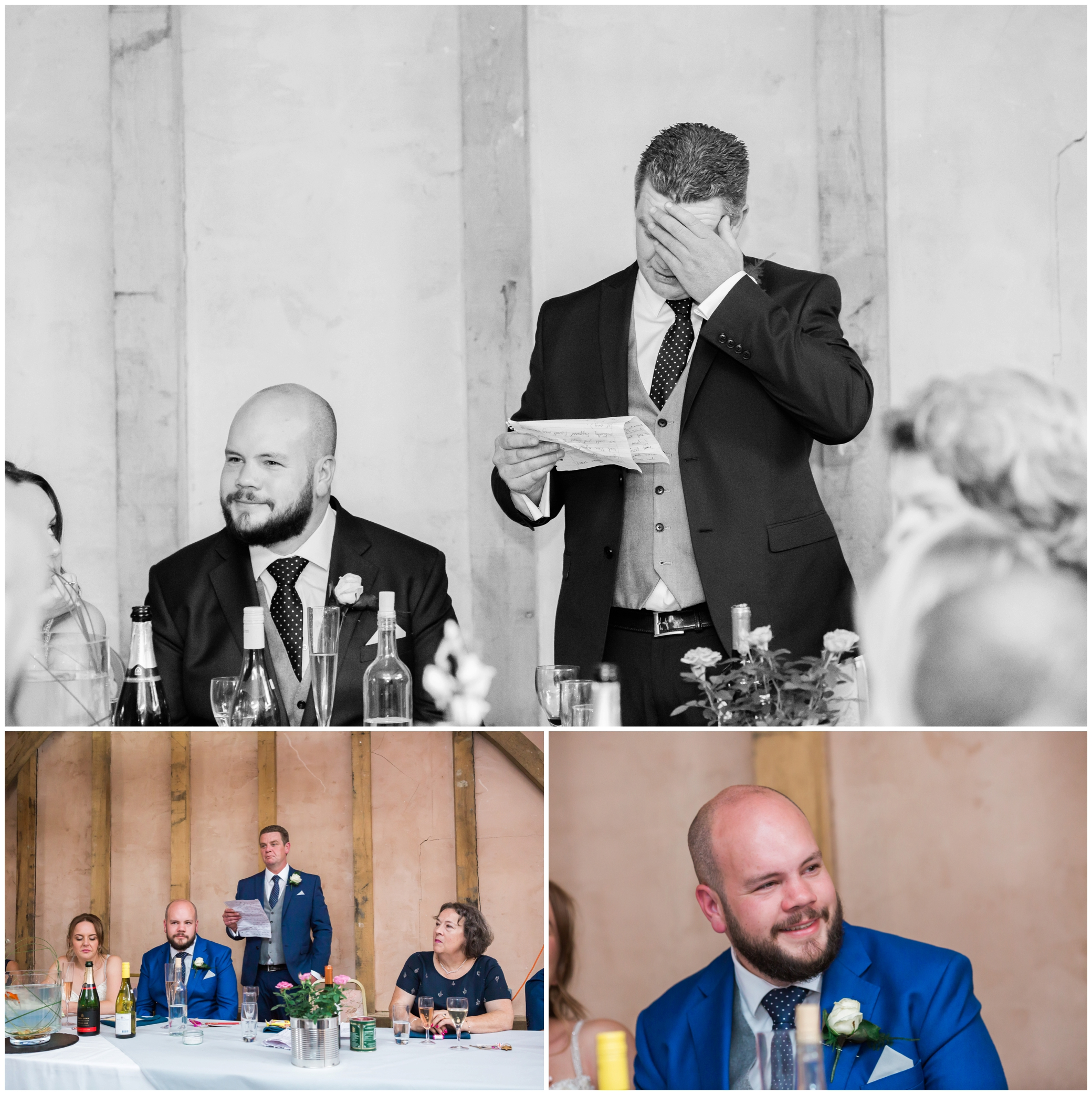 best man speech at Yoghurt Rooms wedding venue