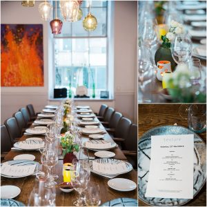 Relaxed and intimate Marylebone wedding