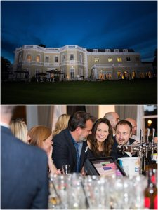 Burhill Golf Club Surrey wedding photographer